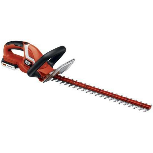 Factory Reconditioned Black & Decker Cordless Dual Electric Hedge Trimmer