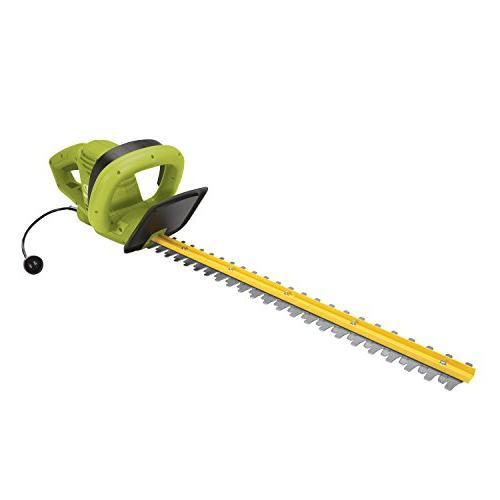 Sun Joe HJ22HTE 3.5 Electric Hedge Trimmer, Green