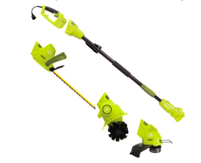sun joe gts4000e electric lawn care system