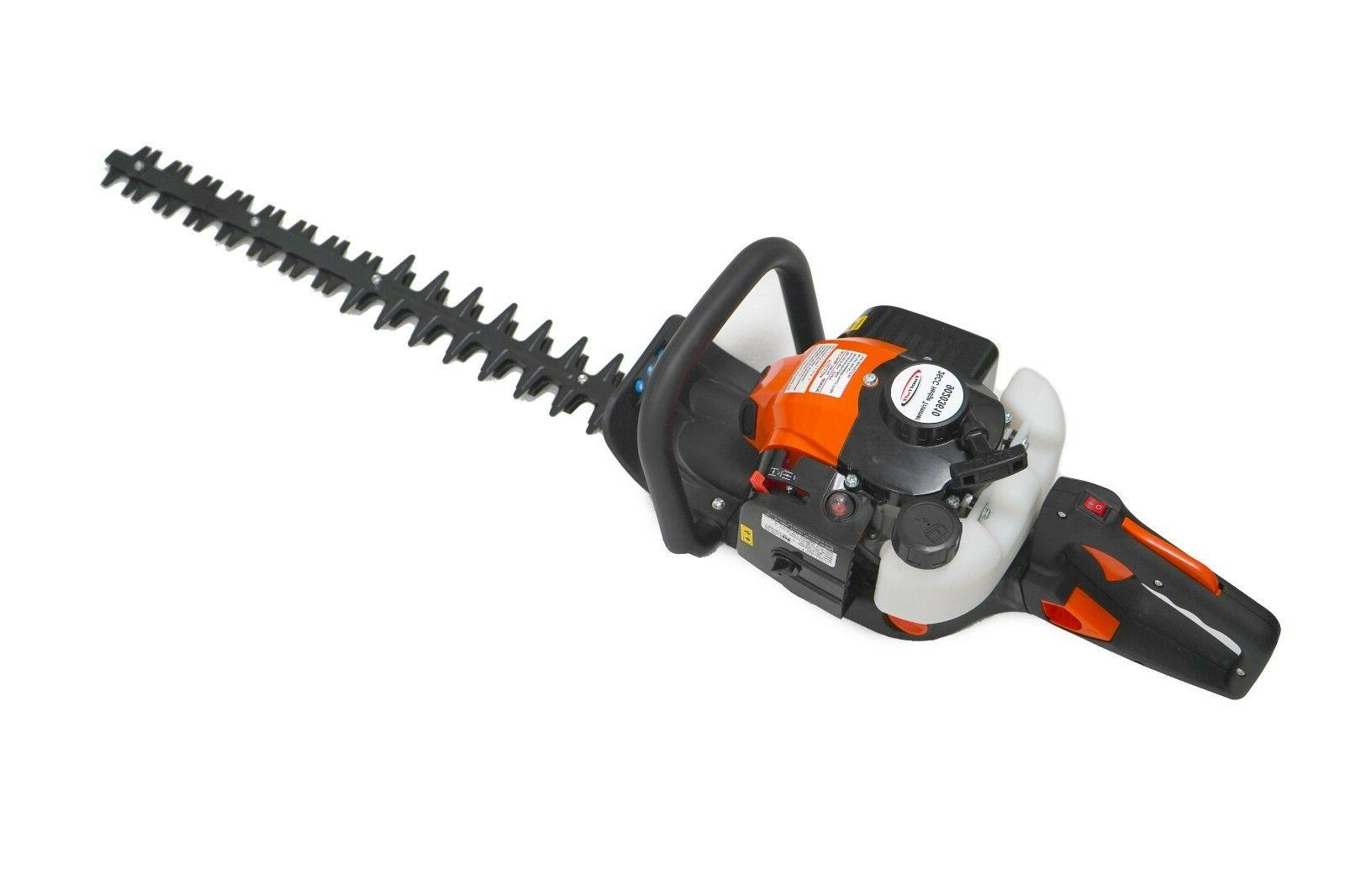 tooltuff 24 blade hedge trimmer 26cc gas