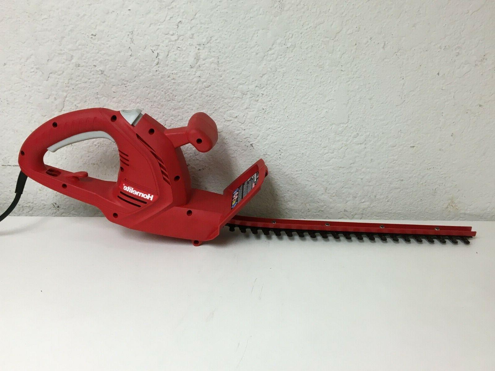 ut44110 electric trimmer 17in action hardened steel
