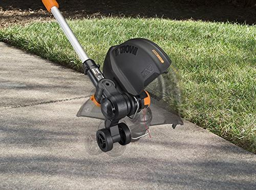 """Worx 20V 12"""" Grass Included, and"""