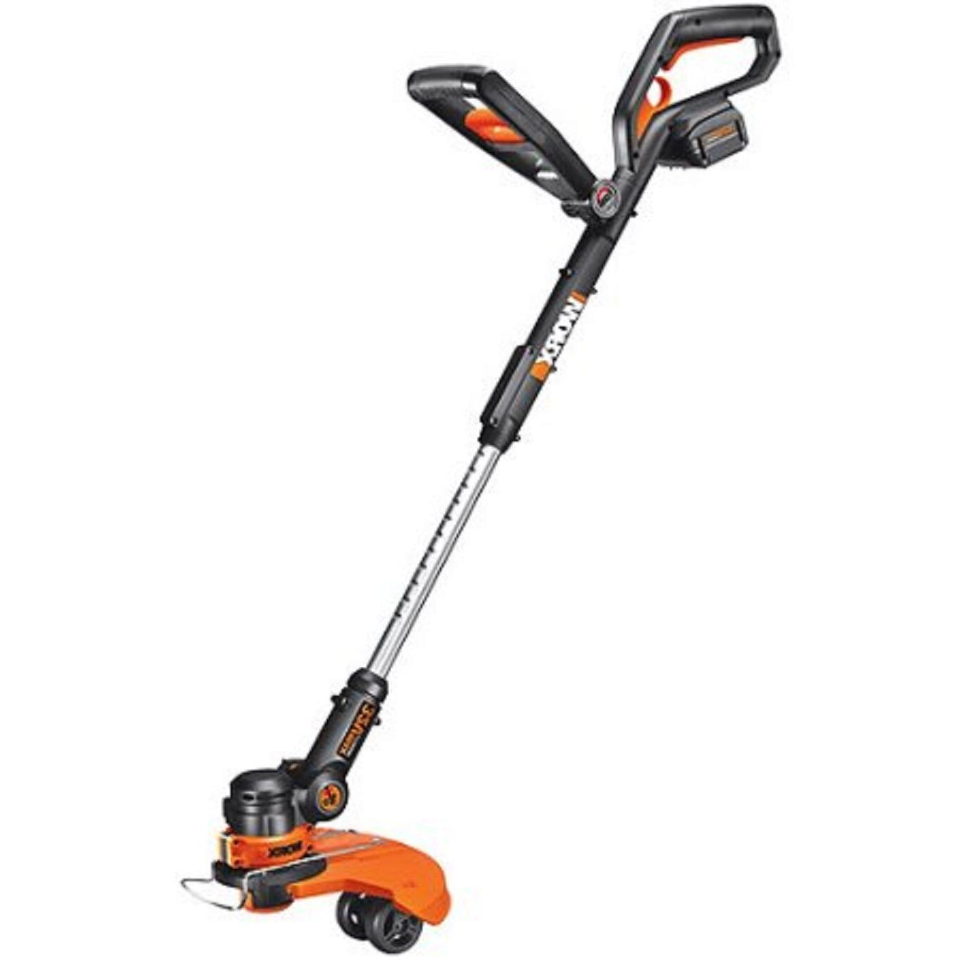 WORX 32V Lithium MAX and Edger Wheel Set