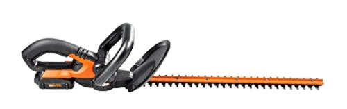 Worx WG255.1 20V Cordless Lithium-Ion 20 in. Dual Action Hed