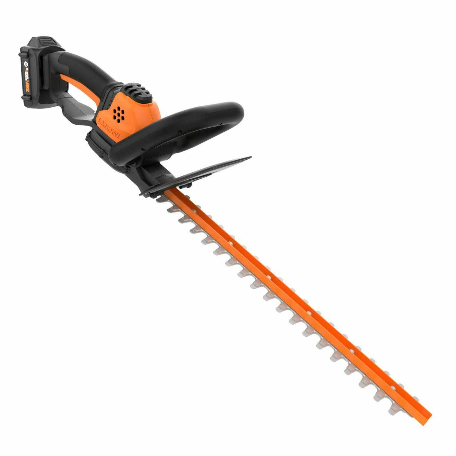 "Cordless Hedge Trimmer 22""  20V Max Power Share Battery + Ch"