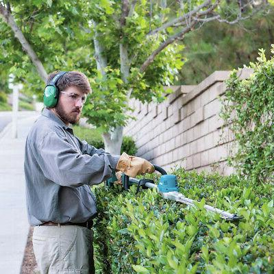 Makita 18V Brushless 24 in. Pole Hedge