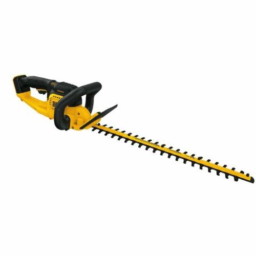 DEWALT XR 18V Hedge Trimmer Kit - USA BRAND