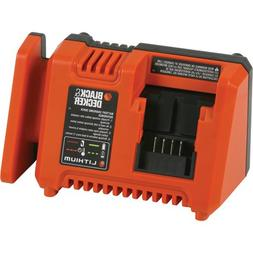 Black & Decker L2AFC-OPE 20V MAX Lithium-Ion Fast Charger