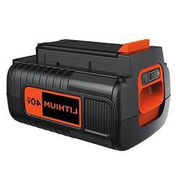 BLACK+DECKER LBX2540 40V Max 2.5 Ah Lithium Ion Battery