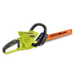 Ryobi 24in. 40-Volt Lith-ion Cordless Hedge Trimmer
