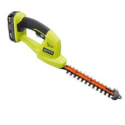 Ryobi 18-Volt Lithium-Ion Cordless Grass Shear and Shrubber