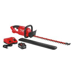 M18 FUEL Hedge Trimmer Kit 9.0ah High Demand Batt Milwaukee