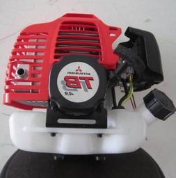 Mitsubishi 43CC Gasoline 2 stroke TU43 engine brush cutter m