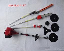 Mower 7 in 1 Multi Tools GX35 4-stroke brush cutter chain sa