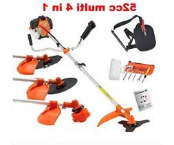 CHIKURA Multi powerful 52cc gasoline brush cutter 4 in 1 gra