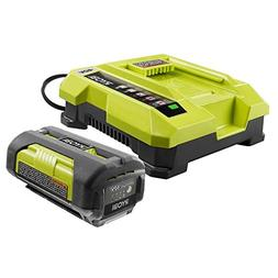 Ryobi OP4026 40-Volt Lithium-ion Battery 130186012 and OP401