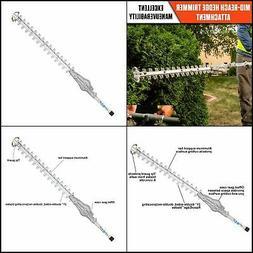 pro attachment series mid-reach hedge trimmer attachment | e