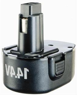 Black Decker PS140 Fire Storm 14-25-Volt 1-25-Amp NiCad Pod
