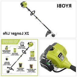Ryobi RY253SS 2 Cycle Gas Straight Shaft String Trimmer Expa