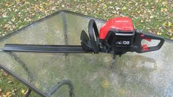 """Snapper SH60V 60 Volt Cordless 24"""" Hedge Trimmer, No Battery"""