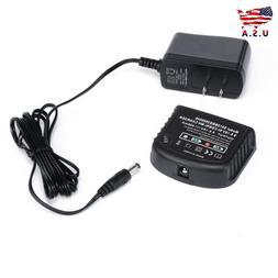 US 120V Battery Charger For BLACK & DECKER 18V Models HPB18