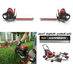 Volt Max Lithium-ion Battery Cordless Hedge Trimmer Outdoor