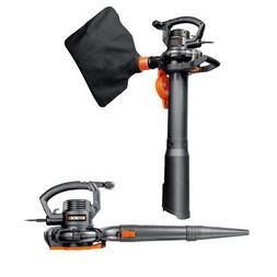 wg507 electric blower vac mulcher