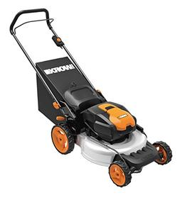 Worx WG772 IntelliCut 56V Cordless Lithium-Ion 19 in. 3-in-1