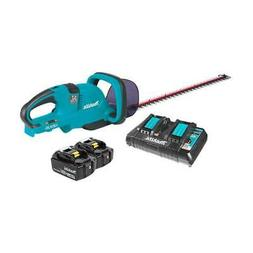 MAKITA XHU04PT Hedge Trimmer Kit,Double-Sided Blade G7718868