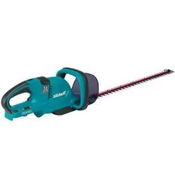 "Makita XHU04Z 18V X2  LXT Lithium-Ion Cordless 25-1/2"" Hedge"